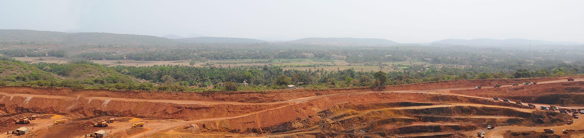 About Sesa Goa Iron Ore