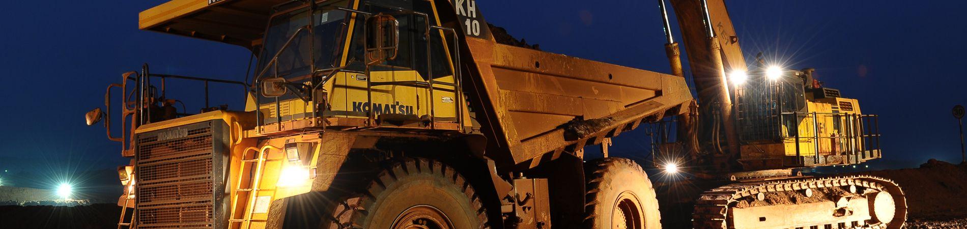 Iron Ore Mining in India